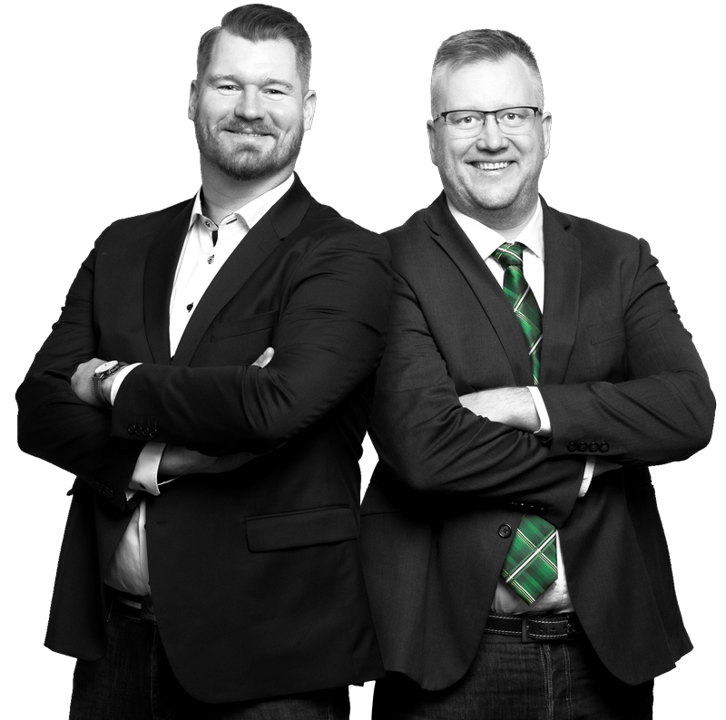 Mikko Helminen & Kimmo Nurminen Coresbond